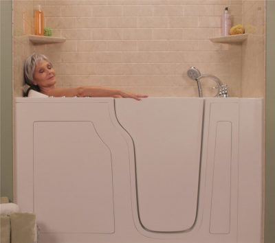 benefits of a walk-in tub