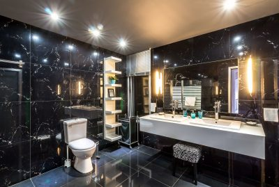 Show your outdated bathroom some love