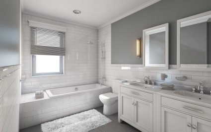 benefits one-day bathroom remodel