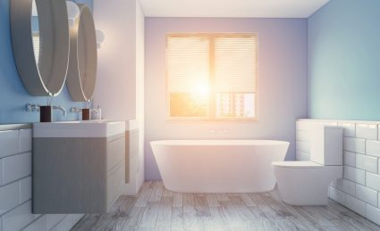 one-day bathroom remodel